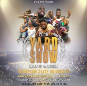 Yard Show 2019 @ Kennesaw State University, Convocation Center