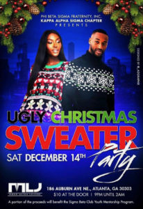 Ugly Sweater- 2019 @ M Bar
